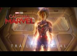 Enlace a Trailer de Capitana Marvel en castellano
