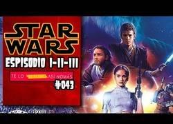 Enlace a Resumen de Star Wars I, II y III