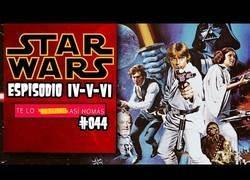 Enlace a Resumen de Star Wars IV, V y VI