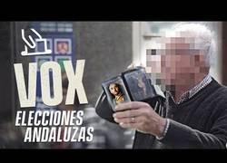 Enlace a VOX y su Programa Electoral