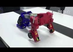 Enlace a Juguete Transformers hecho en China