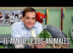Enlace a El amigo de los animales [Parodia]