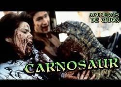 Enlace a Peores películas de la historia: Carnosauro