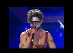 Enlace a Canta Rammstein en un concurso de talentos, ¡y sorprende a todo el mundo!!!!