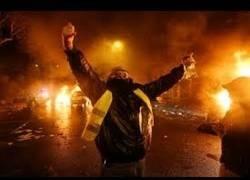 Enlace a Los chalecos amarillos siguen provocando destrozos en Paris