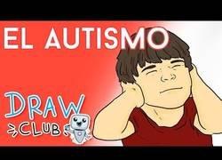 Enlace a ¿Qué es el autismo?, explicado a través de dibujos