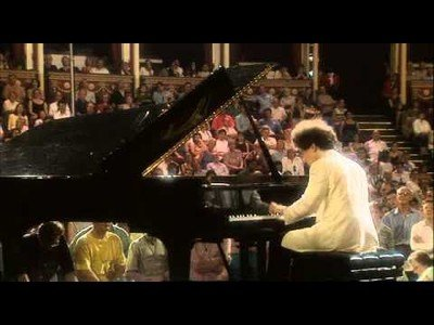 Evgeny Kissin toca La Campanella en el Royal Albert Hall