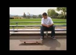 Enlace a Haciendo magia con el skate