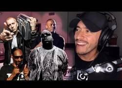 Enlace a Vicent Marcus imita a los raperos más famosos