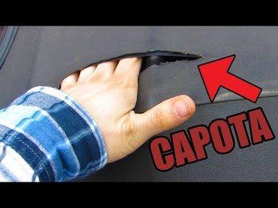 Cómo reparar un coche descapotable con poco dinero