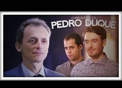 Enlace a Charlando con Pedro Duque