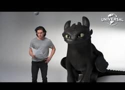 Enlace a Cómo entrenar a tu dragón: audición de Kit Harington [Inglés]