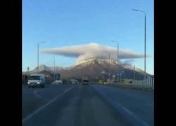 Enlace a Extraña nube encontrada en Rusia