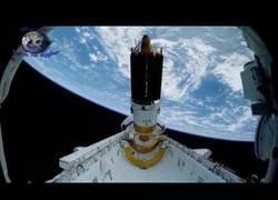 Enlace a Viendo la tierra desde un satélite