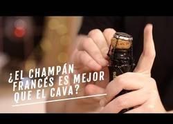 Enlace a ¿El champán francés es mejor que el cava?
