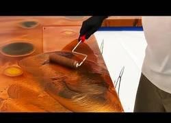Enlace a Cómo crear encimeras de falso mármol