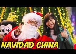 Enlace a Navidad en China