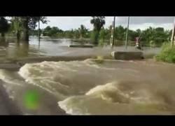Enlace a El diluvio en Sri Lanka se cobró muchas vidas hoy.