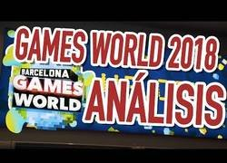 Enlace a Barcelona Games World 2018