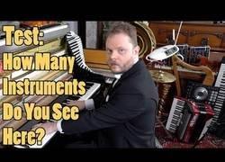 Enlace a ¿Cuántos instrumentos ves?