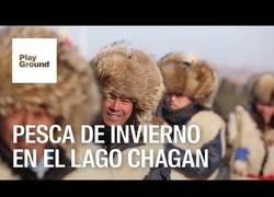 Enlace a Pesca de invierno en el Lago Chagan