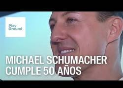 Enlace a El estado de Michael Schumacher