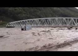 Enlace a Increíbles inundaciones en Rusia