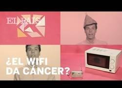 Enlace a ¿Puede causar cáncer el wifi o móvil?