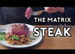 Enlace a Bistec chateaubriand de Matrix [Inglés]
