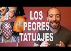 Enlace a Los peores tatuajes del mundo!