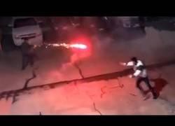 Enlace a Pelea de fuegos artificiales