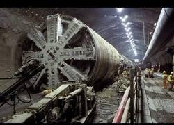 Enlace a Túneles modernos y su manera de construirlos