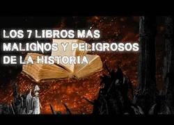 Enlace a Los 7 libros malditos