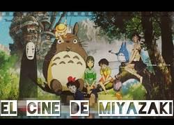Enlace a El cine de Miyazaki
