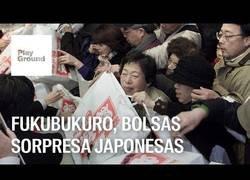 Enlace a Fukubukuro, paquetes sorpresa que enloquecen a los japoneses