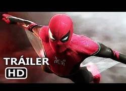 Enlace a Trailer oficial de Spider-Man : Fuera de Casa
