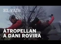 Enlace a Dani Rovira es atropellado cuando grababa un documental