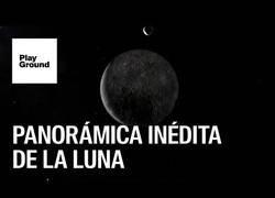 Enlace a Panorámica de la cara oculta de la Luna
