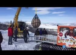 Enlace a Hacen detonar el cohete más grande jamás lanzado en América del Norte