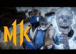 Enlace a Este es el tráiler con el que se presenta Mortal Kombat 11, el mítico juego de la saga de videojuegos