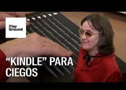 Enlace a Primer libro electrónico para personas con discapacidad visual
