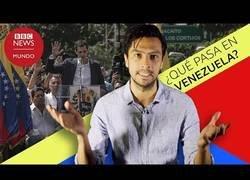Enlace a ¿Qué está pasando en Venezuela?