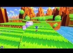 Enlace a Unos fans crean Sonic Utopia y muestran como serían las aventuras del erizo azul en 3D