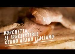 Enlace a Porchetta: el irresistible cerdo asado italiano