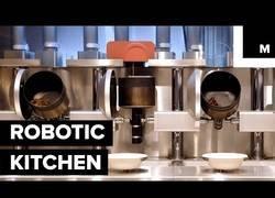 Enlace a La robótica en la cocina