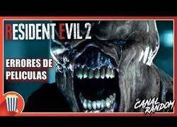 Enlace a Errores de Resident Evil 2