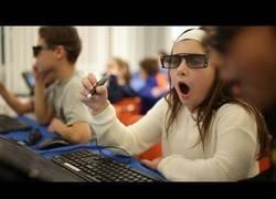Enlace a Realidad virtual aplicada a la educación