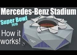 Enlace a Este es el funcionamiento del Mercedes-Benz Stadium, el estadio donde se ha jugado la SuperBowl en 2019