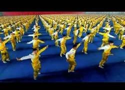 Enlace a La espectacular apertura del Sprint Festival en China de artes marciales que te dejará alucinando