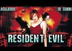 Enlace a Agujeros de guión: Resident Evil 1